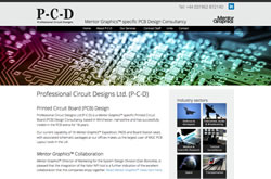 Professional Circuit Designs website