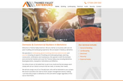 Thames Valley Exteriors website